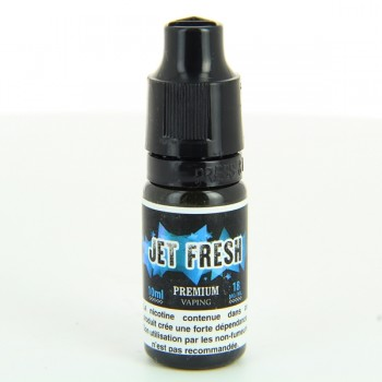 E-liquide Jet fresh premium Eliquide-France 10ml