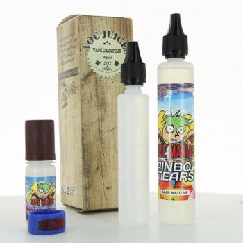 Pack rainbow tears juice maniac 50 ml