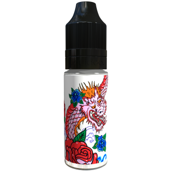 E-liquide Pink dragon Liquideo XBud 10ml
