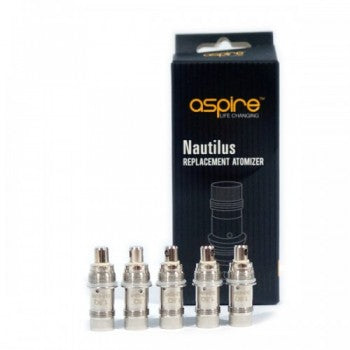 Meches bvc nautilus aspire