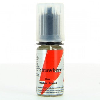 E-liquide Strawberri Tjuice 10ml
