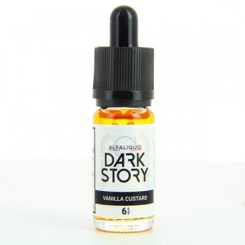 Vanilla custard dark story 10ML