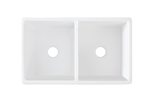 Builders Special - Double Country Fireclay Sink - 833