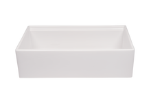 Farmhouse Sink With Chopping Board & Grate - 761mm