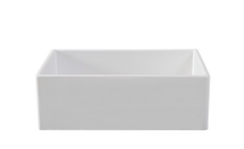 Farmhouse Sink With Chopping Board & Grate - 838mm