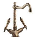 Country Kitchen Tap - Cross Handles