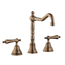 English Lever Taps - English Tap Spout - Porcelain Levers