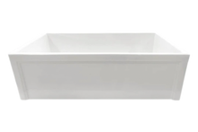 Country Farmhouse Large Single Bowl Sink 838mm