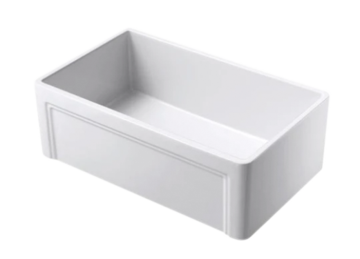 Small Country Farmhouse Sink 595