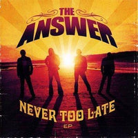 Answer, the - Never Too Late EP + DVD