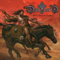 Dantesco - Seven Years Of Battle Ltd. To 1.000 Copies Numbered