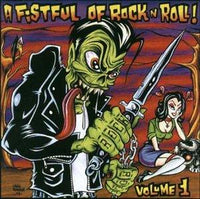 VA - A Fistful of Rock N Roll Vol.1 GAZA STRIPPERS