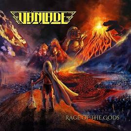 VÄNLADE - Rage of the Gods