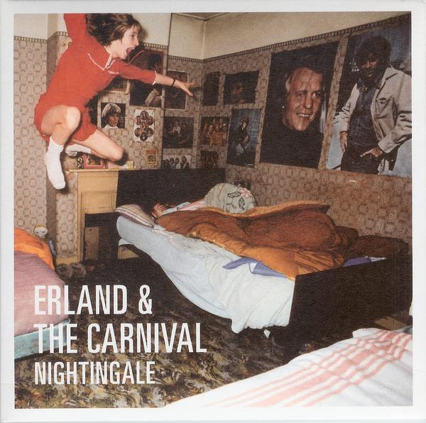 Erland And The Carnival - Nightingale THE CULT BLUR