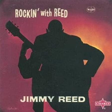 Reed, Jimmy - Rockin' With Reed + 4 BONUSTRACKS