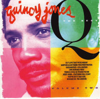Jones, Quincy - The Best Of Volume 2