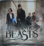 OST Howard, James Newton - Fantastic Beasts And Where To Find Them