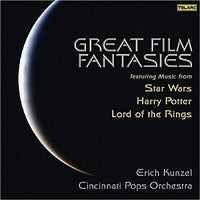 Kunzel / Cincinnati Pops Orch. - Great Film Fantasies STAR WARS H.POTTER