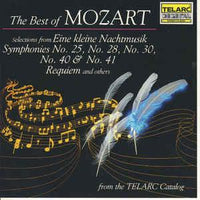 Mozart / Mackerras / Shaw / Previn - The Best of Mozart