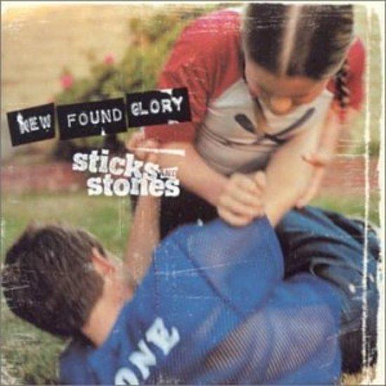 New Found Glory - Sticks & Stones (15 tracks)