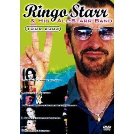 Starr, Ringo & His All-Starr Band BEATLES - Tour 2003