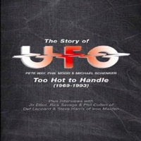 UFO - Too Hot to Handle (1969 - 1993) WAY MOGG & SCHENKER