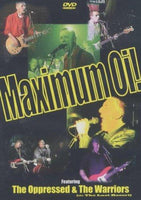 The Warriors /The Oppressed - Maximum Oi!
