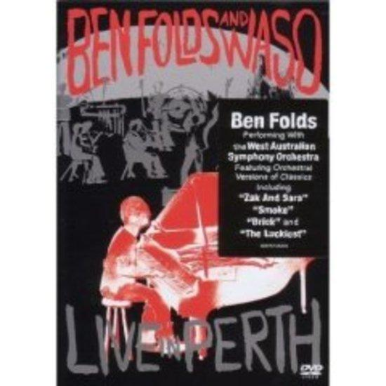 Folds, Ben And WASO - Live In Perth
