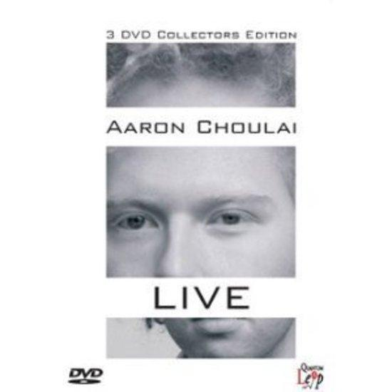 Choulai, Aaron - Live (3 DVD Collectors Edtion)