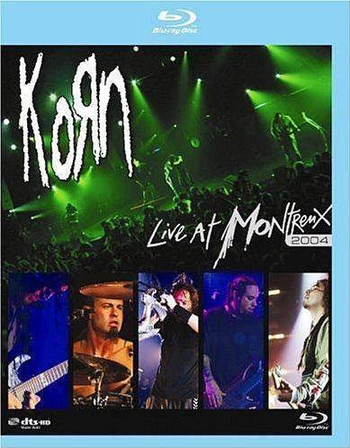 Korn - Live At Montreux 2004 [Blu-ray]