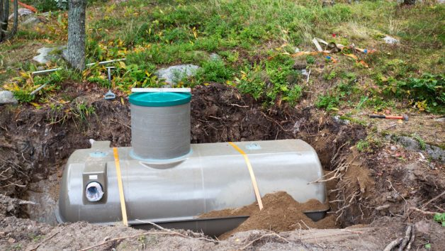 Drip Septic System