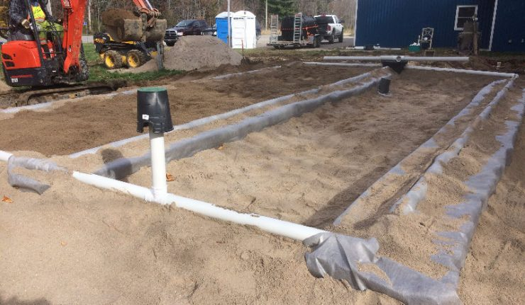 Engineered Septic System