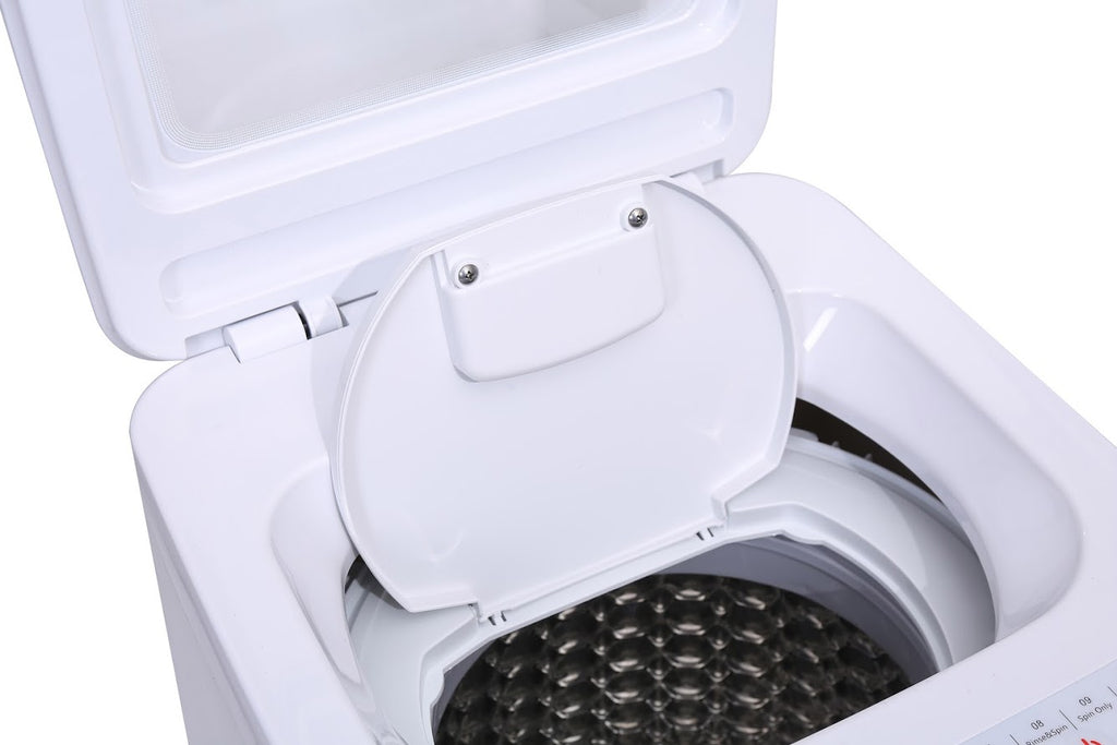 PuriFI Full Automatic Portable Washing Machine, Washes Diapers, Clothes & Sanitizes