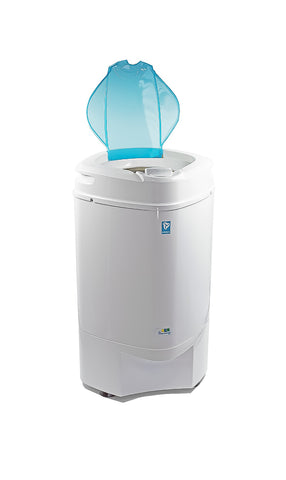 Open Box Ninja 3200 RPM Portable Centrifugal Spin Dryer with High Tech Suspension System