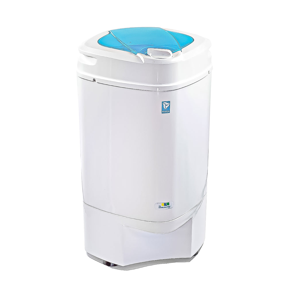 Ninja 3200 RPM Portable Centrifugal Spin Dryer with High Tech Suspension System