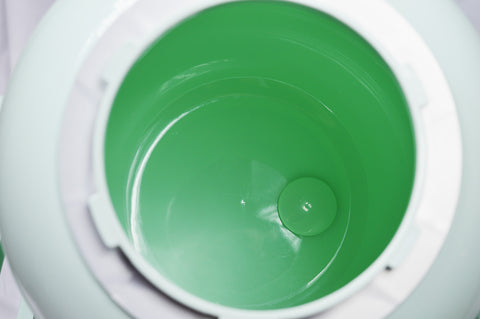 Open Box The Wonder Wash® Retro Colors Mint Green