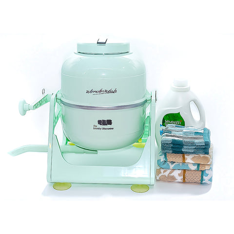 The Wonder Wash® Retro Colors Mint Green