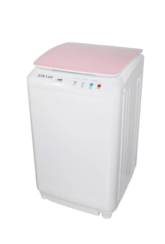 Silk Lux Compact 1.1 Cu.ft Full Automatic Washer with Germicidal UV light- Pink