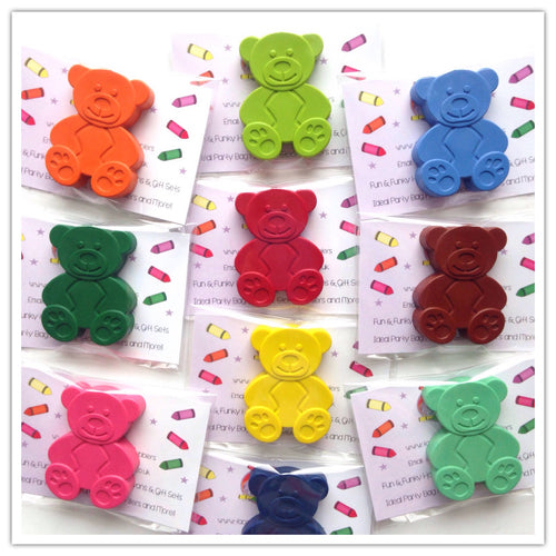 Teddy Bear Party Favours