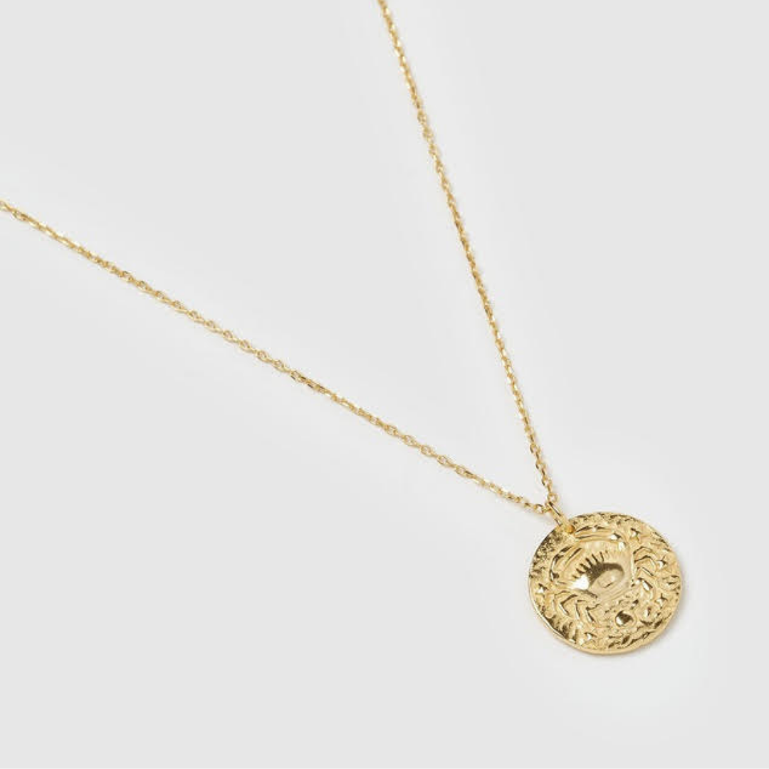 ZODIAC CANCER NECKLACE