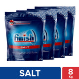 Finish Dishwasher Salt - 2 kg (Pack of 4)