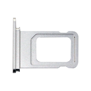 SIM Card Tray iPhone XS Max Silver