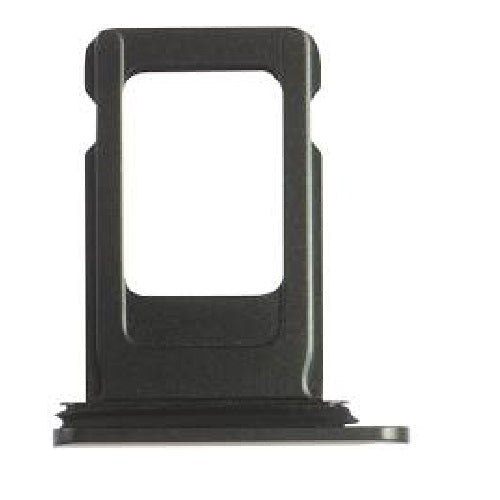 2-SIM Card Tray iPhone 11 Black