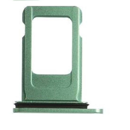 2-SIM Card Tray iPhone 11 Green