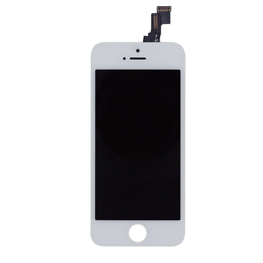 Screen iPhone SE White LCD Display - Loctus