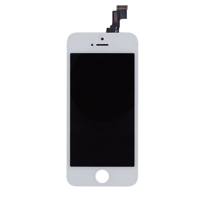 Screen iPhone 6 Plus White LCD Display - Loctus