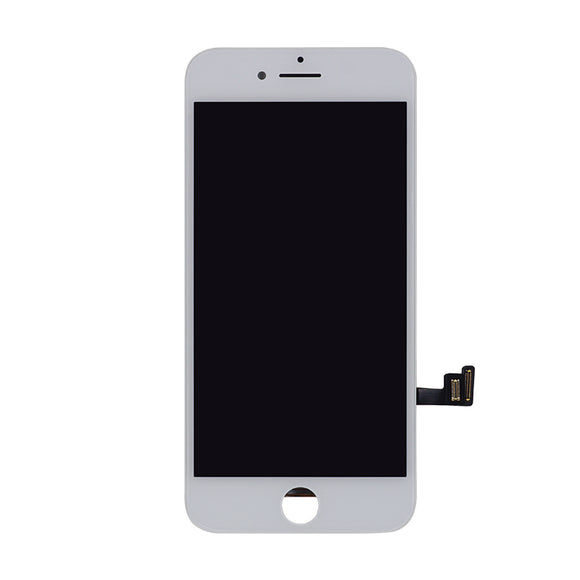 Screen Replacement for iPhone 8 White LCD Display
