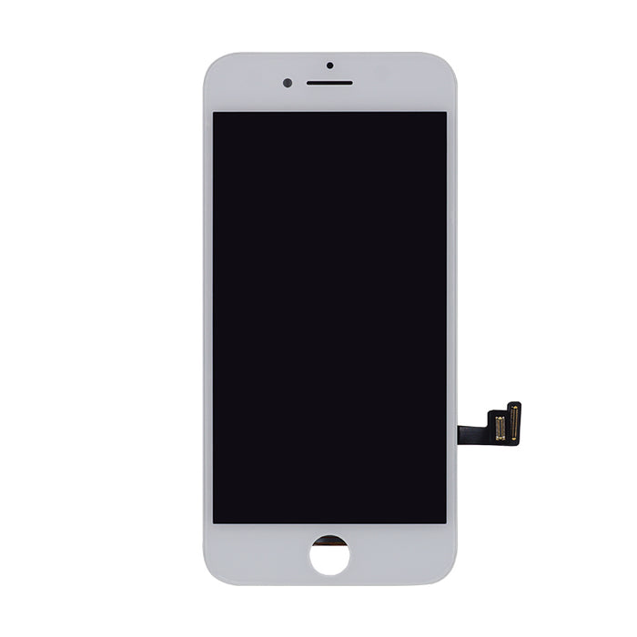 Screen iPhone 8 White LCD Display - Loctus