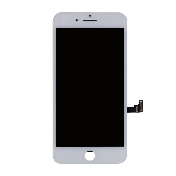 Screen Replacement for iPhone 8 Plus White LCD Display