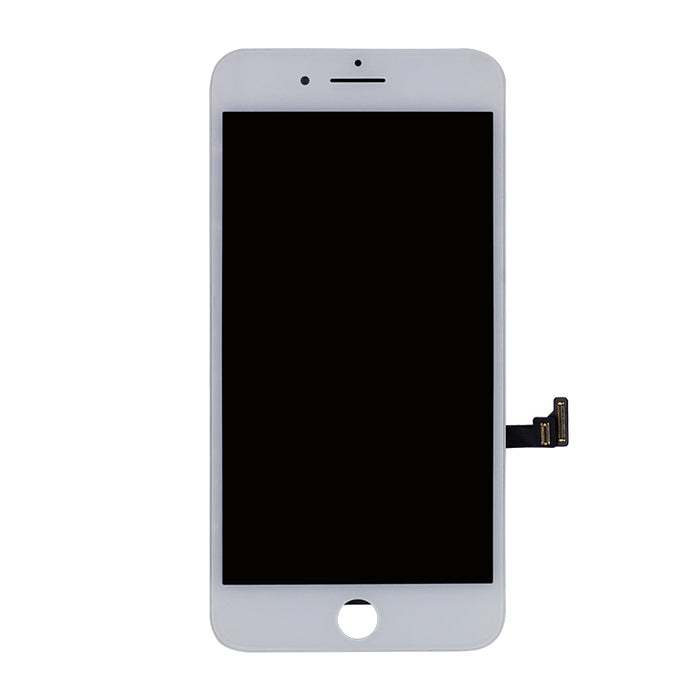 Screen iPhone 8 Plus White LCD Display - Loctus